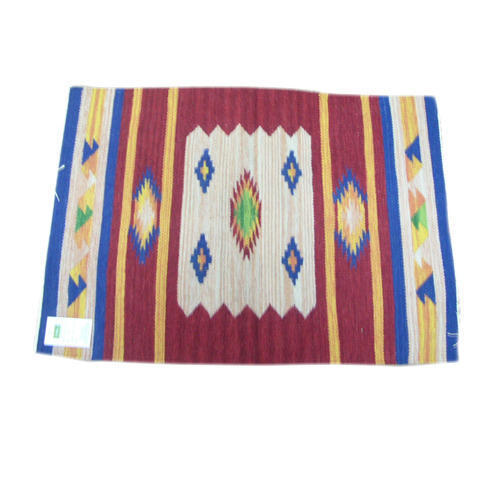 Cut Shuttle Rugs Back Material: Woven Back