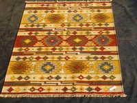 Wool Panja Dhurries