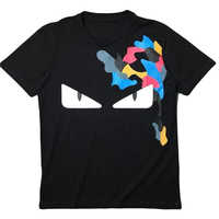 Designer Black T-Shirt Printing Service