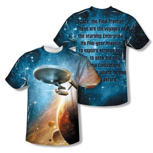 Blue T-Shirt Printing Service