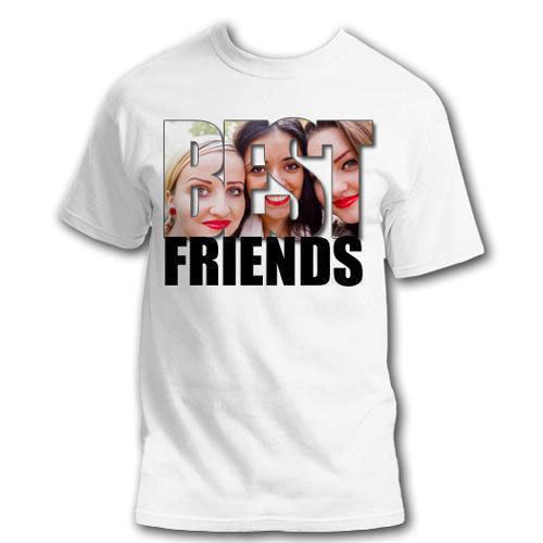 White T-Shirt Printing Service