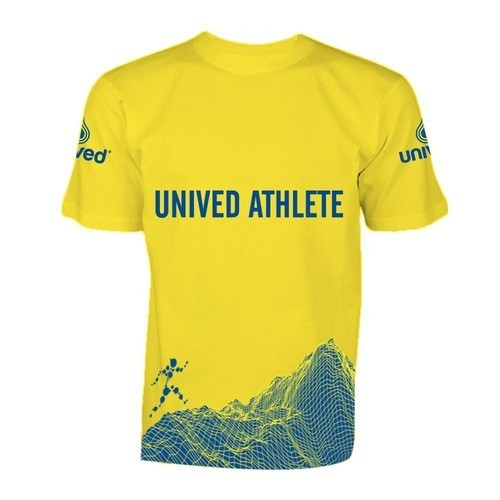Promotional Printed Sports T-Shirt