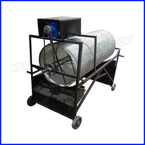 Rotary Sand Screening Machine (Electric