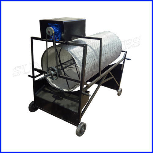 Rotary Sand Screening Machine (Electric)