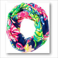 Digital Printed Modal Scarves