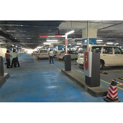Office Parking Management system