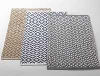 Handloom Dhurrie Diamond Design