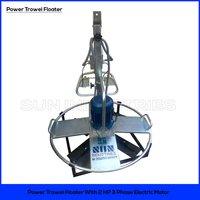 Power Trowel Floater