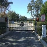 Automatic Barrier For Gate
