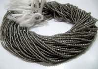 AAA Quality Natural Labradorite AB Mistic Dimond Coated beads .