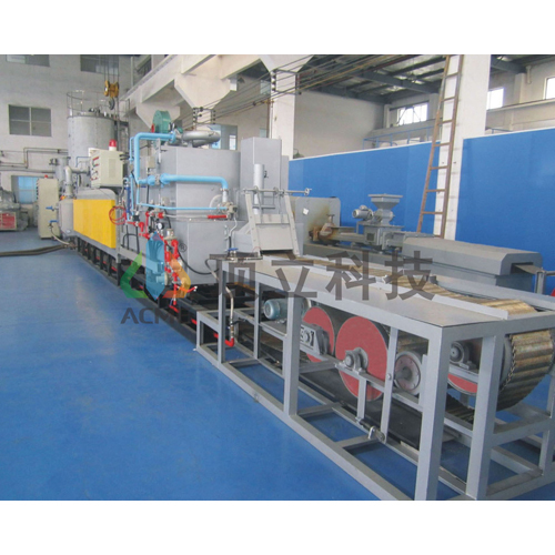 Mesh Belt Sinter Furnace