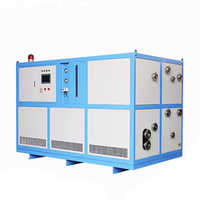 Ultra-Low Temperature Water Cooled Chiller