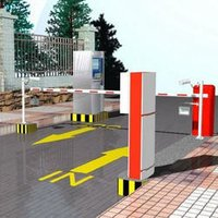 RFID with Boom Barrier