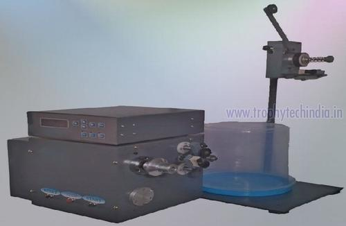 Single Spindle Coil Winding Machine