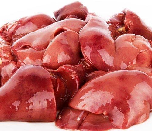 Grade A Frozen chicken livers