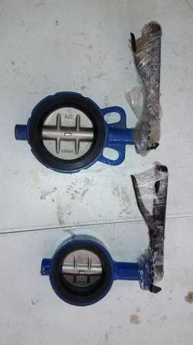 Manual Operated Butterfly Valves