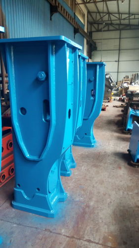 Box Type Hydraulic Rock Breaker