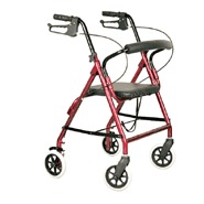 4 Wheels Rollator