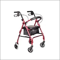 Rollator With 4 Wheels