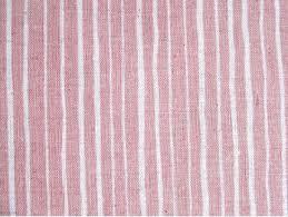 Multi Stripes Cotton Linen Fabric