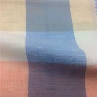 Multi Colour Cotton Linen Fabric