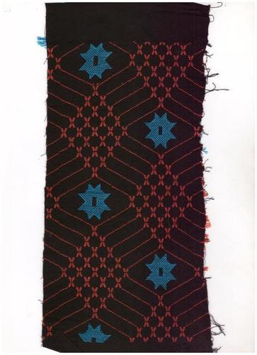 100% Cotton Woven Jacquard Fabric