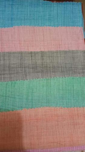 Pure Cotton Woven Plain Fabric