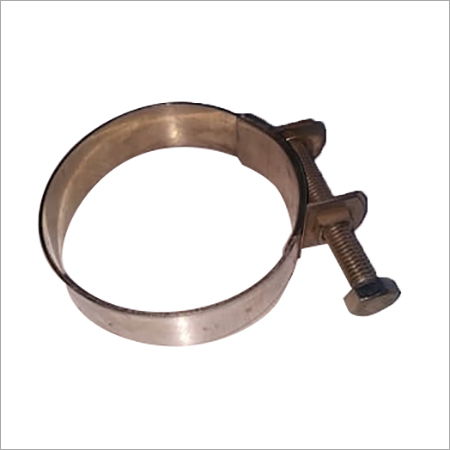 Strip Type Hose Clamp