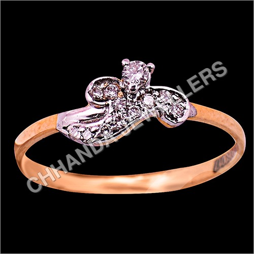 Diamond Sajer Ring