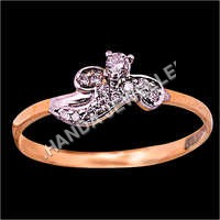 Diamond Sajer Ring