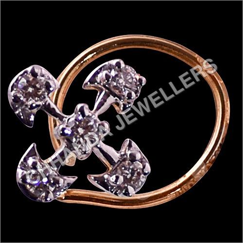 Diamond Panchdana Nosepin Diamond Clarity: Vs1