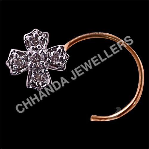 Diamond Studded Gold Jewelry
