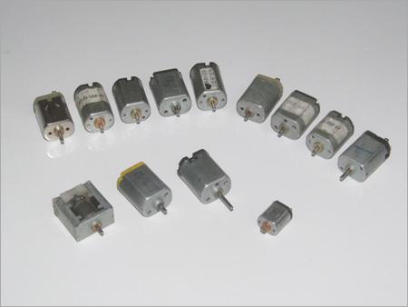 C Micro Motor