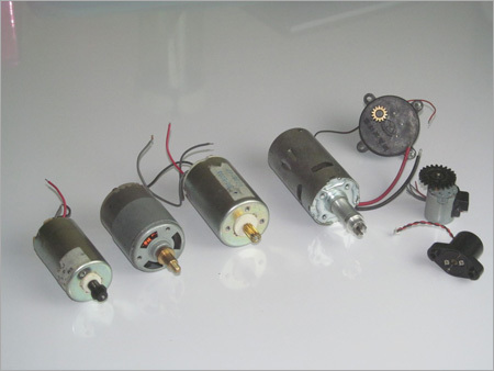 DC Geared Motor