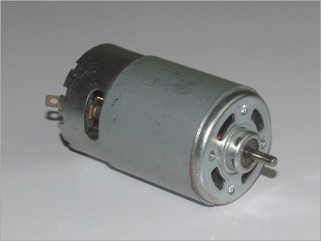 Automotive DC Motor