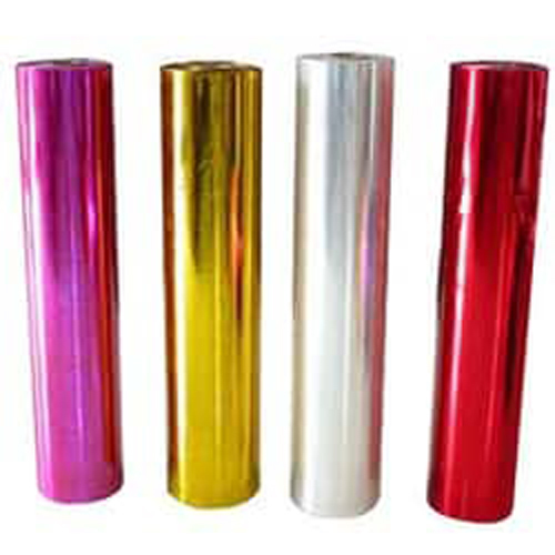 Metalized Coated Film