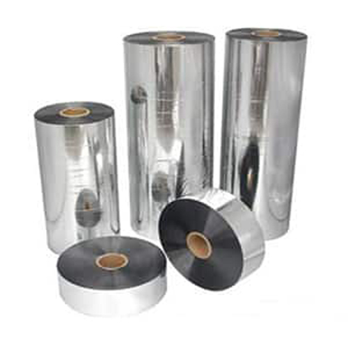 Silver Metalized Polyester Film
