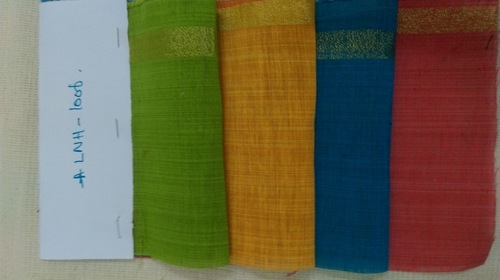Pure Poly Chanderi Fabric