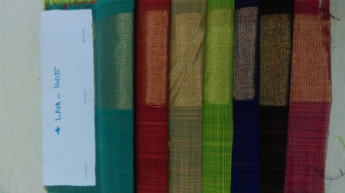 Quality Poly Chanderi Fabric