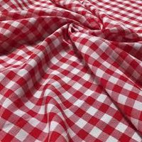 Red Viscose Fabric