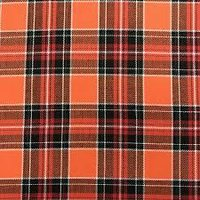 Orange Viscose Fabric