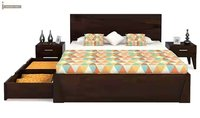 WOODEN BED 5
