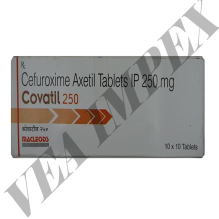Covatil 250mg Tablets