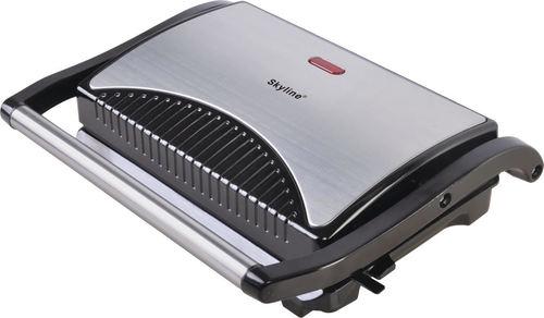 4 Slice Press Grill Toaster