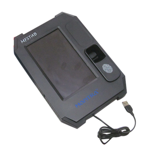 Adhaar Base Face Attendance Machine