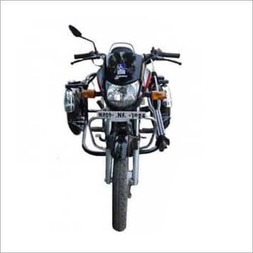 Hero Honda CD Delux Side Wheel Attachment