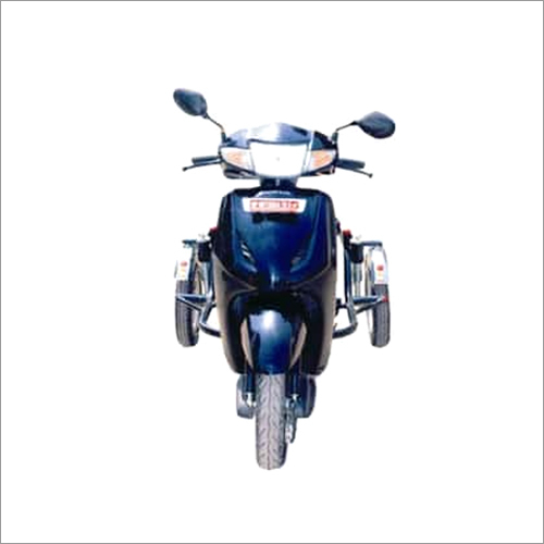 Honda Activa Side Wheel Attachment