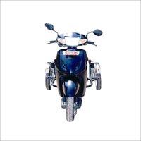 Honda Activa Side Wheel Attachment