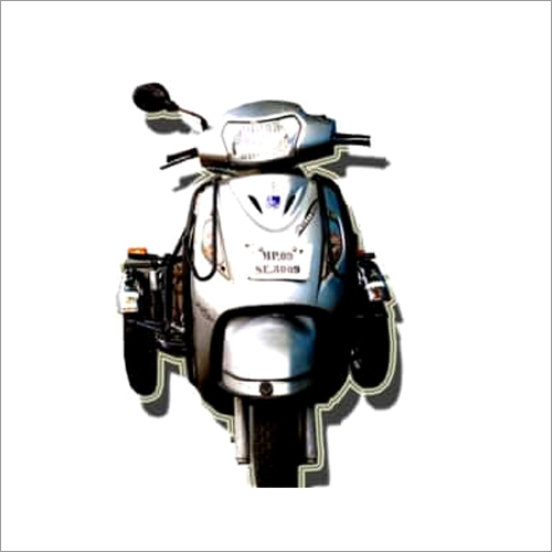 Suzuki Access Side Wheel Attachment