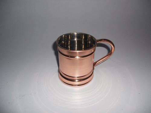 Plain Copper Mug